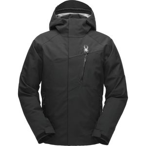 Spyder Jagged Hooded Shell Jacket - Men's