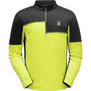 Spyder Charger Zip T-Neck Jacket - Men's