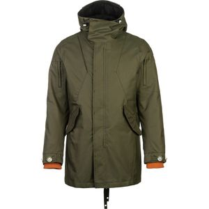 SPIEWAK Systems Ono Collab Tech Aviation Fishtail Parka - Men's