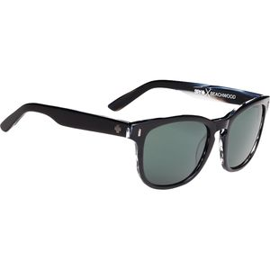 Spy Beachwood Happy Lens Sunglasses