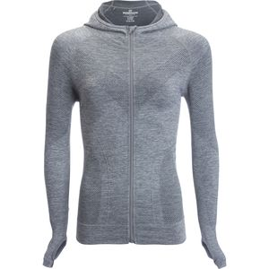 Sweet Romeo Active Compression Hooded Zip Jacket - Women's