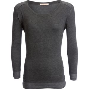 Sweet Romeo Active Thermal Crew Neck Tee - Women's