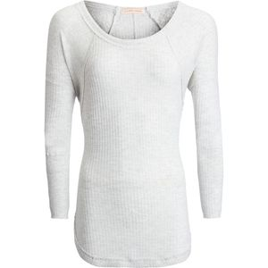 Sweet Romeo Active Oversized Hi-Low Thermal Shirt - Women's
