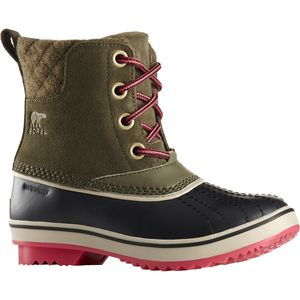 Sorel Slimpack II Lace Boot - Girls'