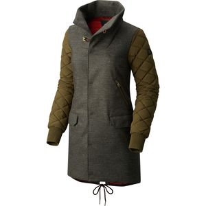 Sorel Conquest Carly Wool Down Coat - Women's