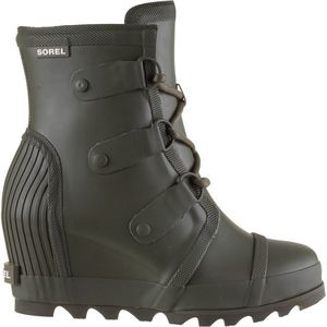 Sorel Joan Rain Wedge Boot - Women's