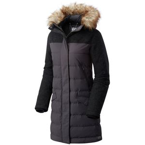 Sorel Tivoli Long Hooded Down Jacket - Women's