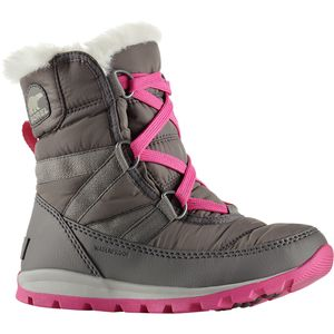 Sorel Whitney Short Lace Boot - Girls'