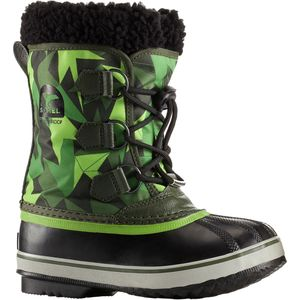Sorel Yoot Pac Nylon Print Boot - Little Boys'