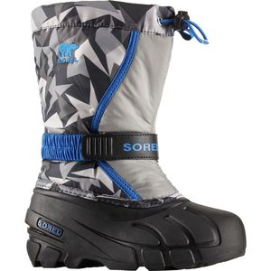 Sorel Flurry Print Boot - Little Boys'