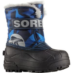 Sorel Snow Commander Print Boot - Boys'