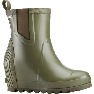 Sorel Joan Rain Wedge Chelsea Boot - Women's