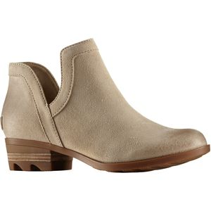 Sorel Lolla Cut-Out Suede Boot - Women's