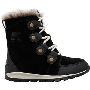 Sorel Whitney Suede Lace Boot - Girls'