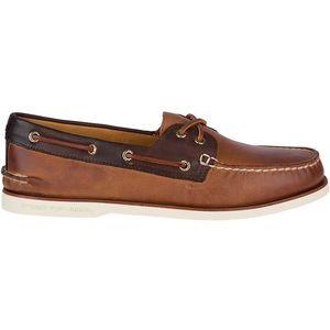 Sperry Top-Sider Gold A/O 2-Eye Roustabout Shoe - Men's
