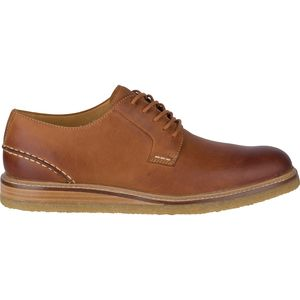Sperry Top-Sider Gold Crepe Leather Oxford Shoe - Men's