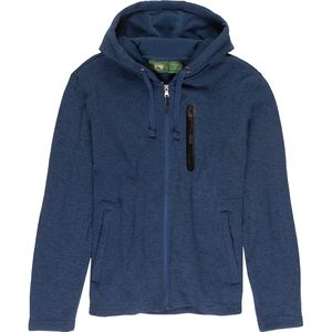 Stillwater Supply Co Full-Zip Hooded Jacket with Pocket - Men's