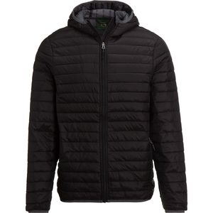Stillwater Supply Co Down Filled Packable Hooded Jacket - Men's