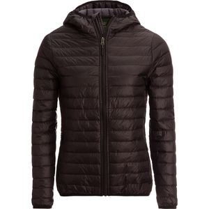 Stillwater Supply Co Down Filled Packable Hooded Jacket - Women's