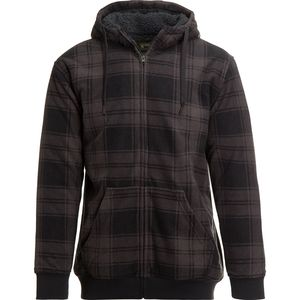 Stillwater Supply Co Sherpa-Lined Fleece Hoody - Men's