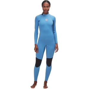 Sisstr Revolution 7 Seas 3/2mm Back-Zip Long-Sleeve Wetsuit - Women's