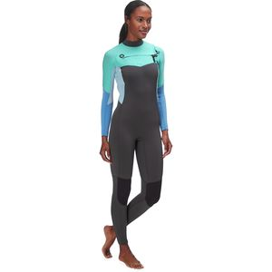 Sisstr Revolution 7 Seas 4/3mm Chest-Zip Long-Sleeve Full Wetsuit - Women's