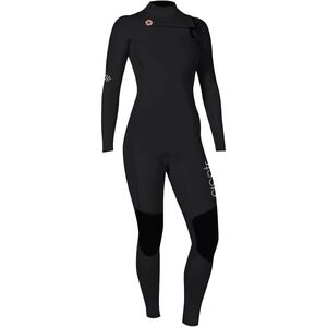 Sisstr Revolution 7 Seas 3/2mm Chest-Zip Long-Sleeve Full Wetsuit - Women's