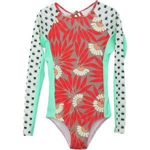 Seea Swimwear Palmas One Piece Rashguard - Girls'