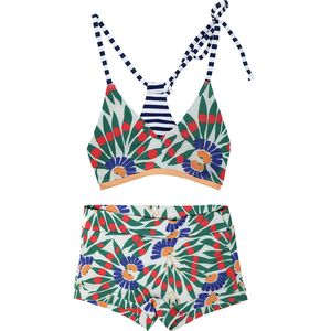 Seea Swimwear Pavones Bikini Set - Girls'