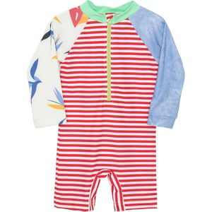 Seea Swimwear Sun-Suit One-Piece Swimsuit - Toddler Girls'