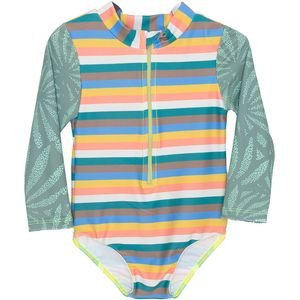 Seea Swimwear Body-Suit One-Piece Swimsuit - Toddler Girls'