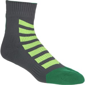 SealSkinz MTB Ankle Sock with Hydrostop