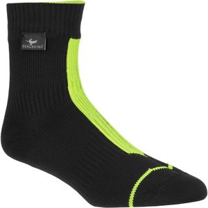 SealSkinz Road Ankle Sock with Hydrostop