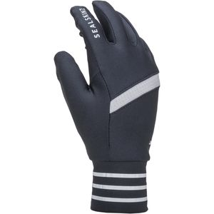 SealSkinz Solo Stretch Reflective Glove