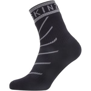 SealSkinz Waterproof Warm Weather Ankle Length Sock With Hydrostop