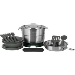 Stanley Adventure Base Camp 19-Piece Cook Set Compare Price