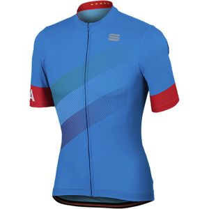 Sportful Italia Short-Sleeve Jersey - Men's