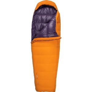 Sea To Summit Trek TkII Sleeping Bag: 18 Degree Down - Women's