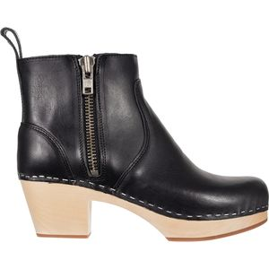 Swedish Hasbeens Zip It Emy Boot - Women's