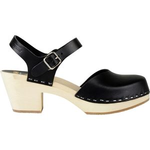 Swedish Hasbeens Covered High Sandal - Women's