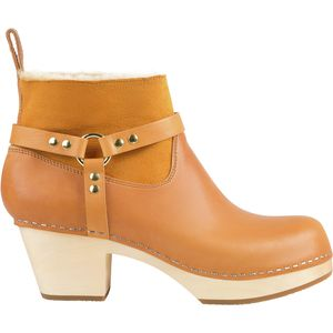 Swedish Hasbeens Rivet Boot - Women's
