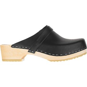 Swedish Hasbeens Swedish Husband Clog - Women's