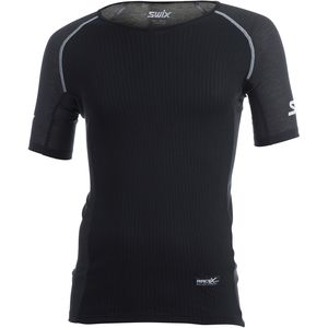 Swix RaceX Light Bodywear Short-Sleeve Shirt - Men's
