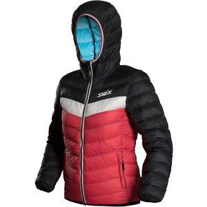 Swix Romsdal Hooded Down Jacket - Girls'