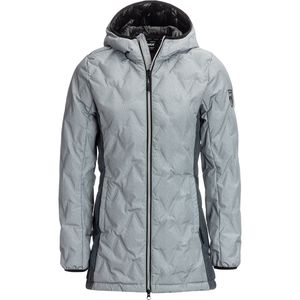 Swix Romsdal Long Down Jacket - Women's