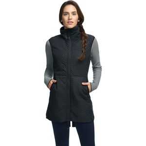 Swix Menali Ultra Quilted Tunic Vest - Women's