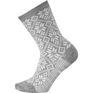 Smartwool Traditional Snowflake Sock - Women's