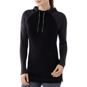 SmartWool NTS Mid 250 Drape Neck Pullover Hoodie - Women's