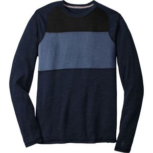 SmartWool NTS Midweight 250 Color Block Crew - Men's