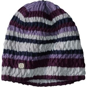 Smartwool Striped Chevron Beanie - Women's